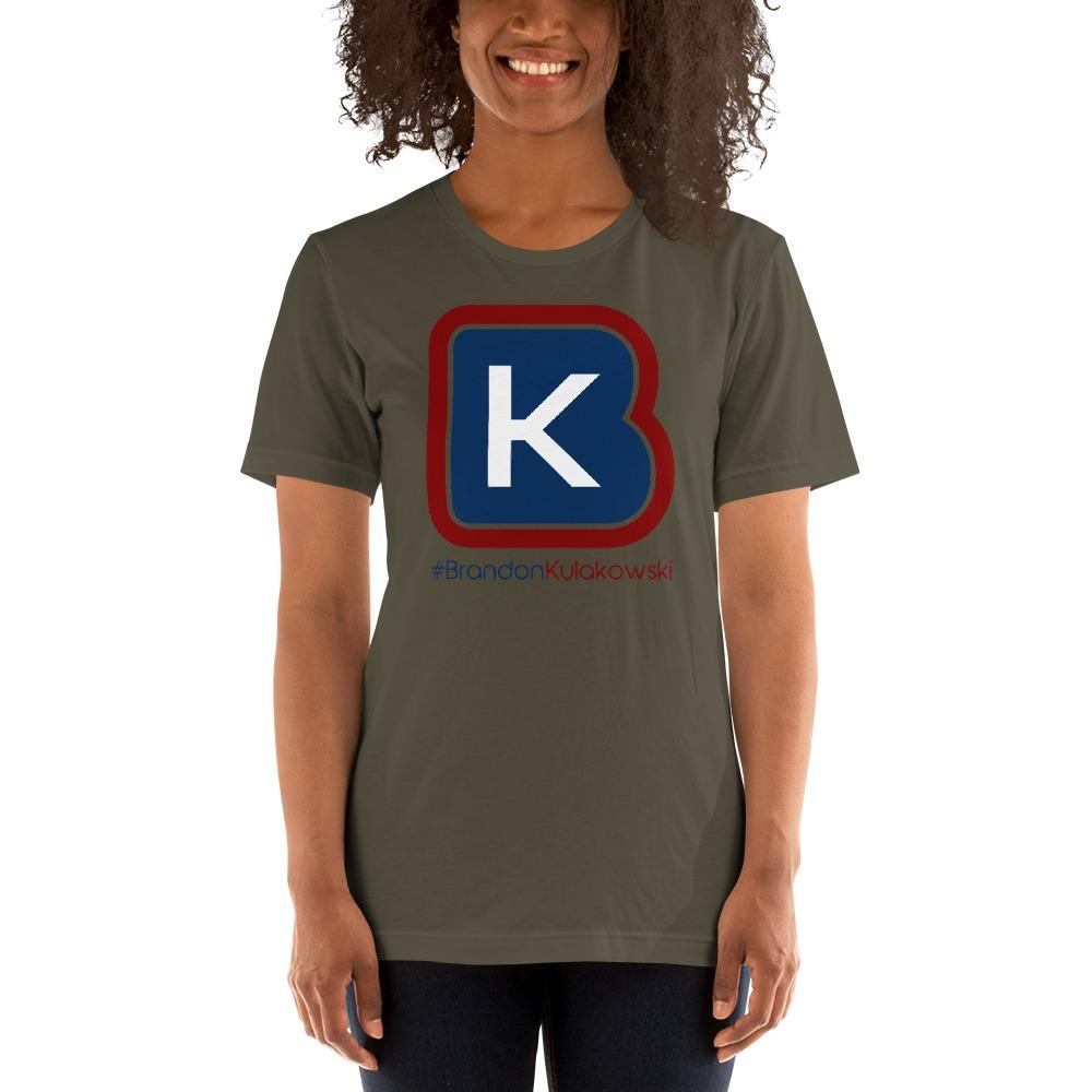 Brandon Kulakowski Women's T-shirt, Version #4