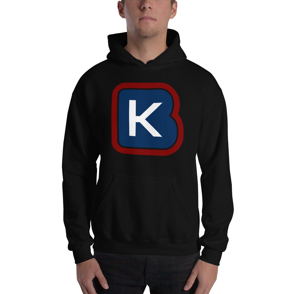 Brandon Kulakowski Men's Hoodie, Version #3