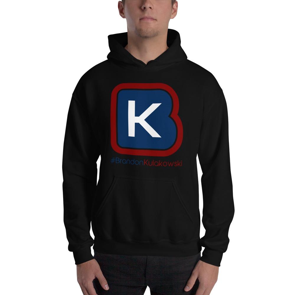 Brandon Kulakowski Men's Hoodie, Version #4
