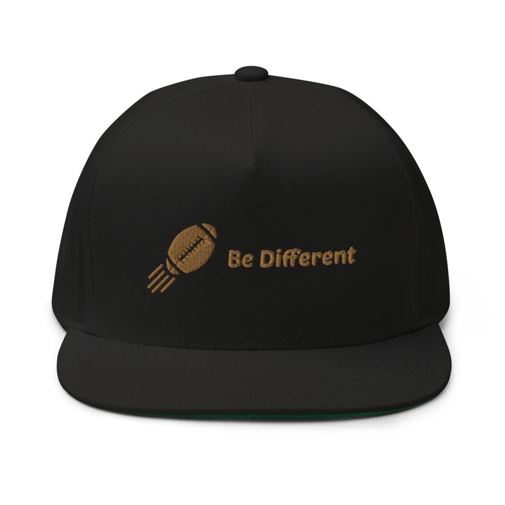 """Be Different"" by Basilio Jimenez Hat"