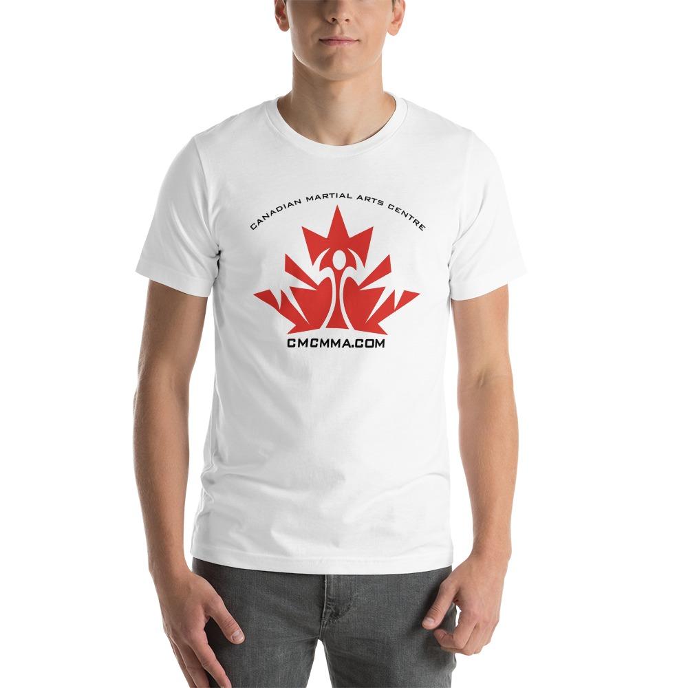 CMC Men's T-Shirt, Red Logo
