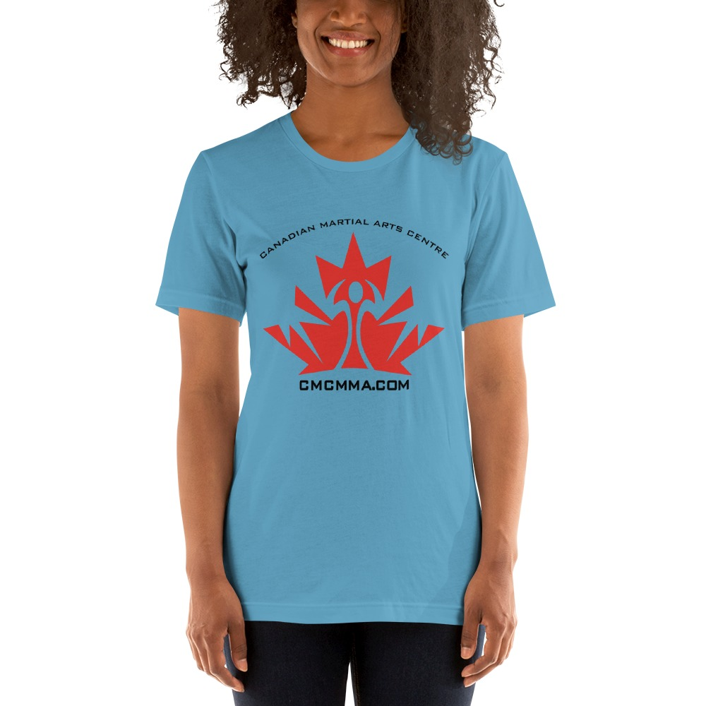 CMC Women's T-Shirt, Red Logo
