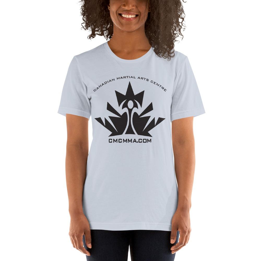 CMC Women's T-Shirt, Black Logo