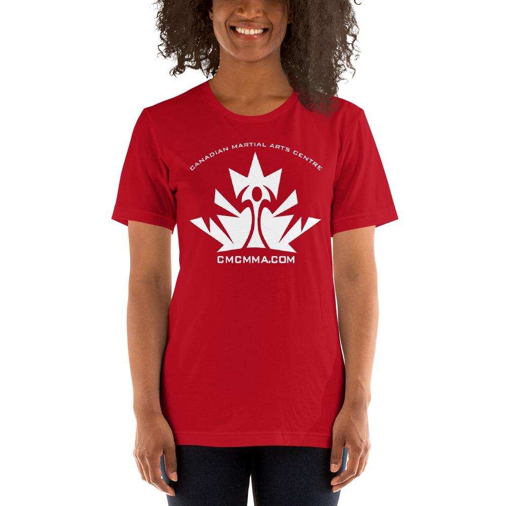 CMC Women's T-Shirt, White Logo