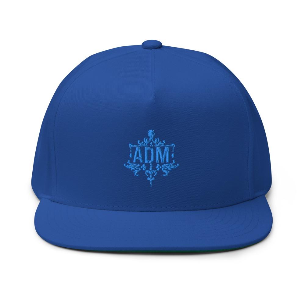 ADM By Alec McAlister Hat, Blue Logo
