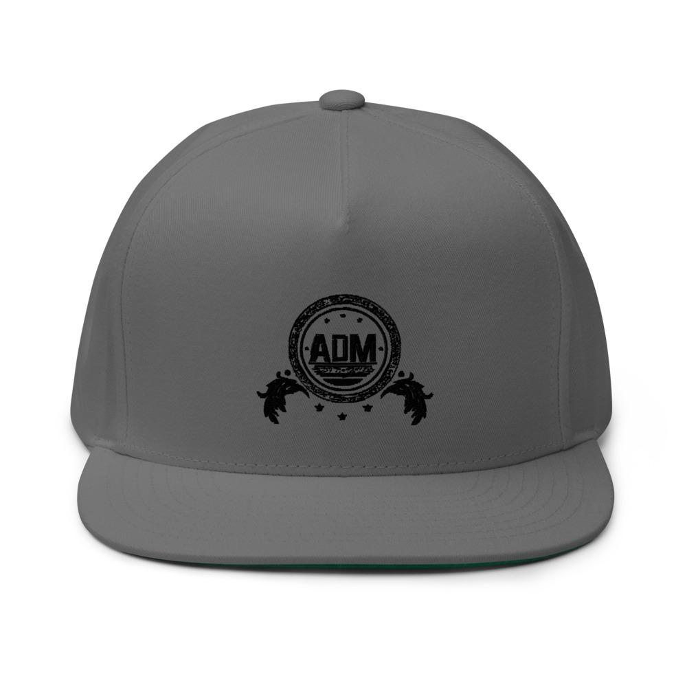 ADM By Alec McAlister Hat, Black Circle Logo