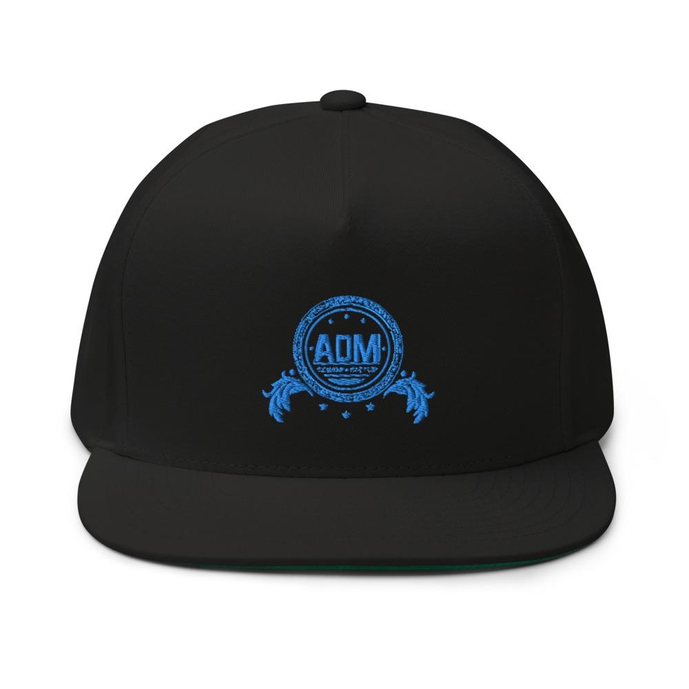 ADM By Alec McAlister Hat, Blue Circle Logo