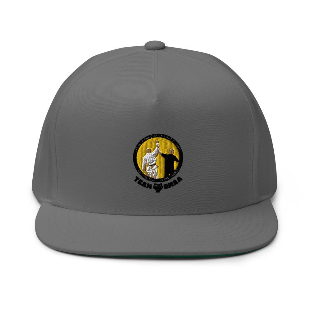 Goulburn Martial Arts Academy Hat, Black and Gold Logo