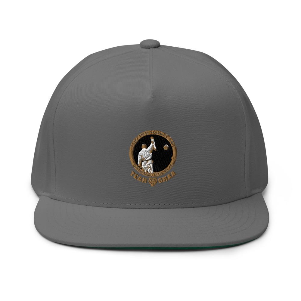 Goulburn Martial Arts Academy Hat, Gold and Black Logo