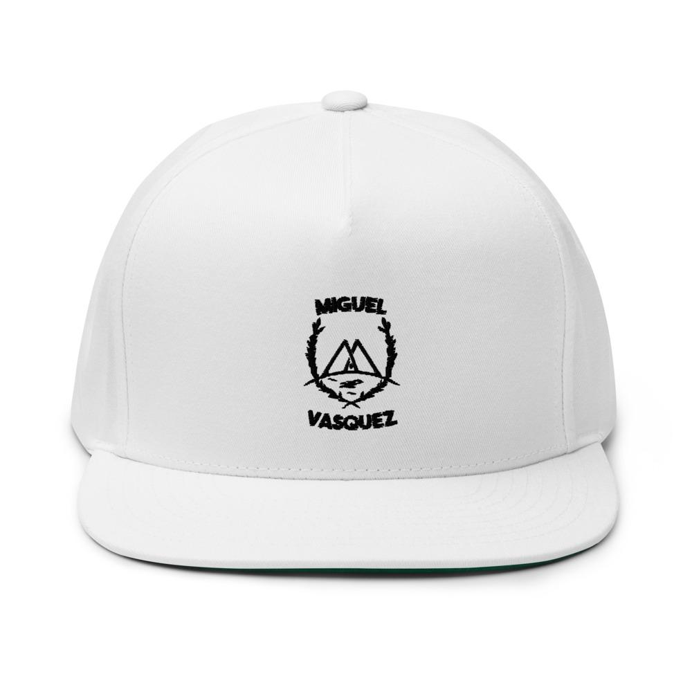 Miguel Vásquez Hat, Black Logo