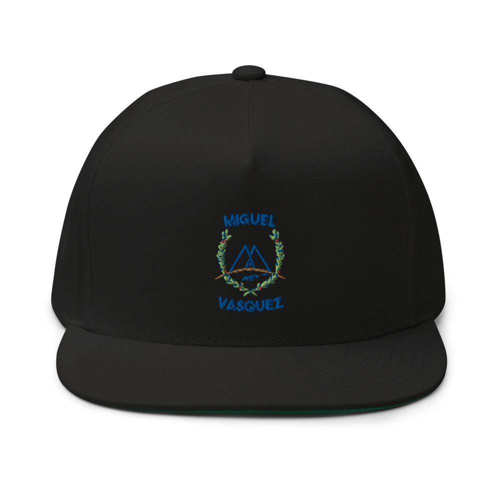 Miguel Vásquez Hat, Green Logo