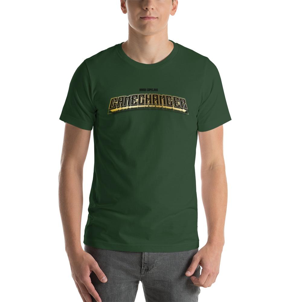 Gamechanger by Aaron Copeland Men's T-Shirt
