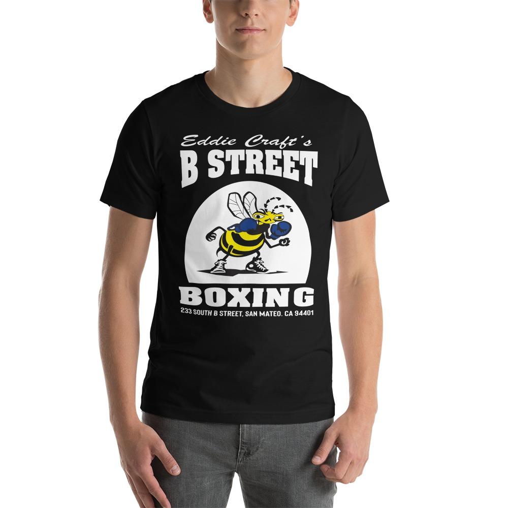 B Street Boxing T-shirt