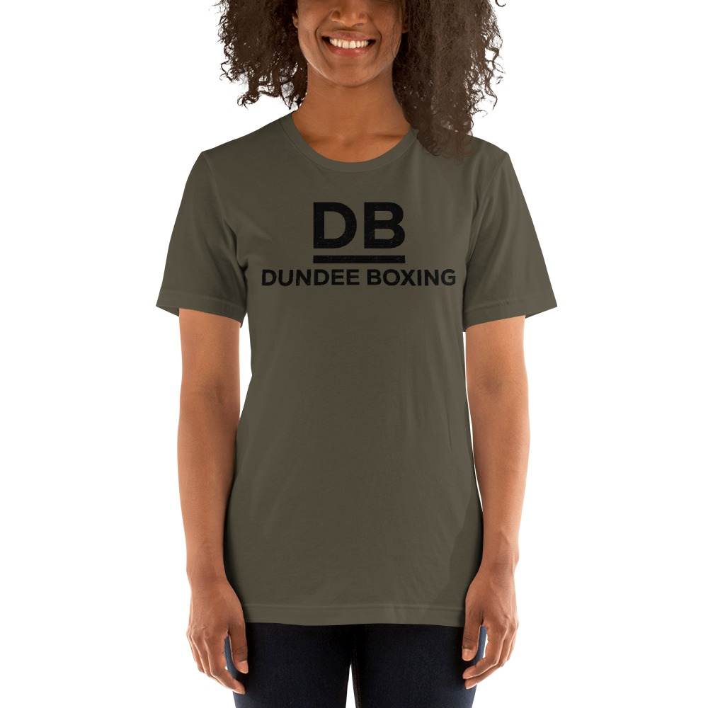 Dundee Boxing Women's T-Shirt