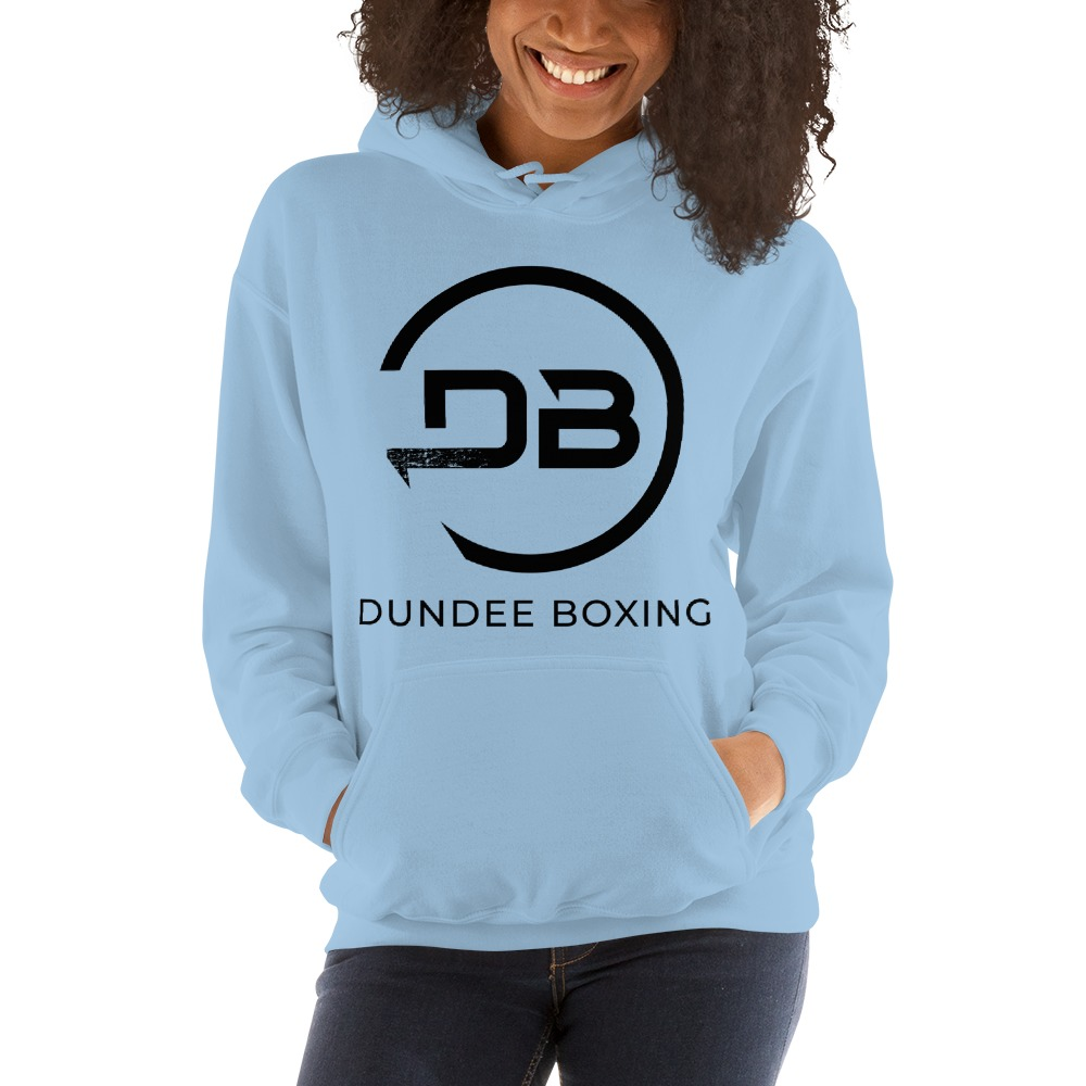 Team Dundee Boxing Women's Hoodie
