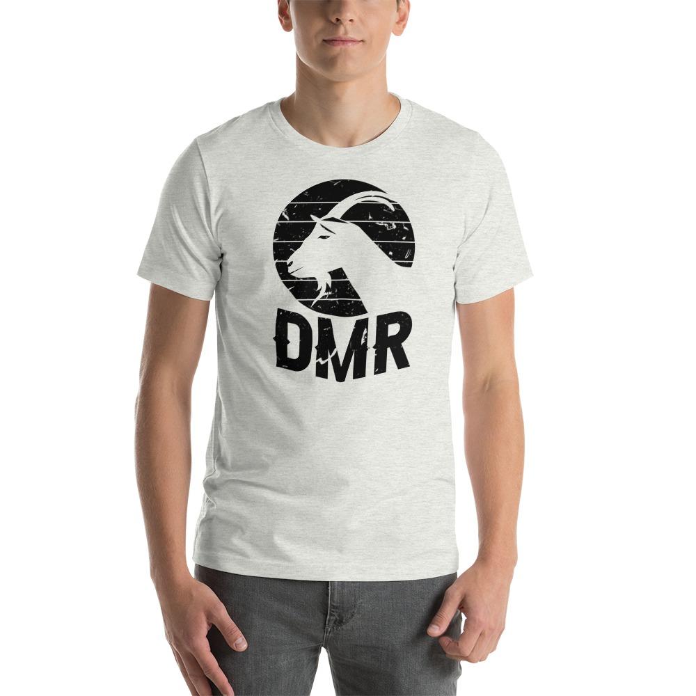 DiQuinn Ryals Men's T-Shirt, Black Logo