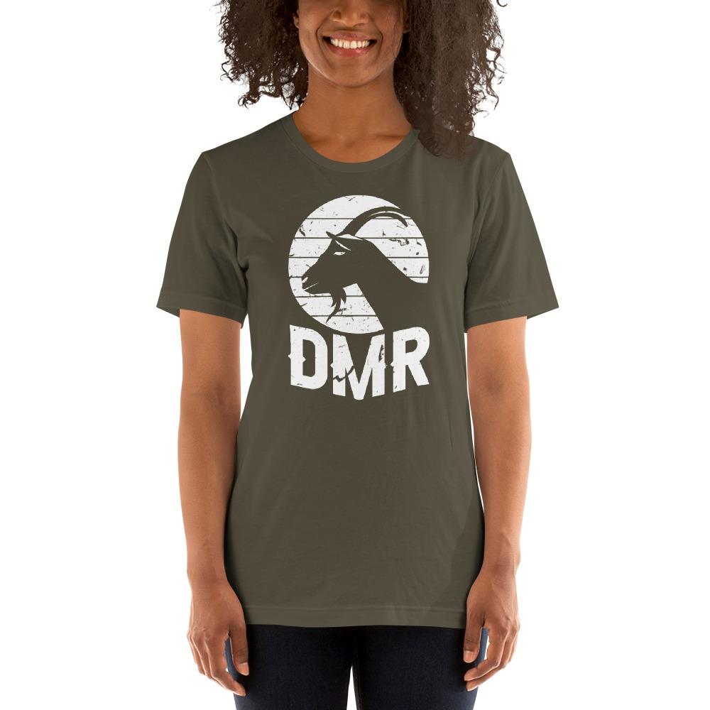 DiQuinn Ryals Women's T-Shirt, White Logo
