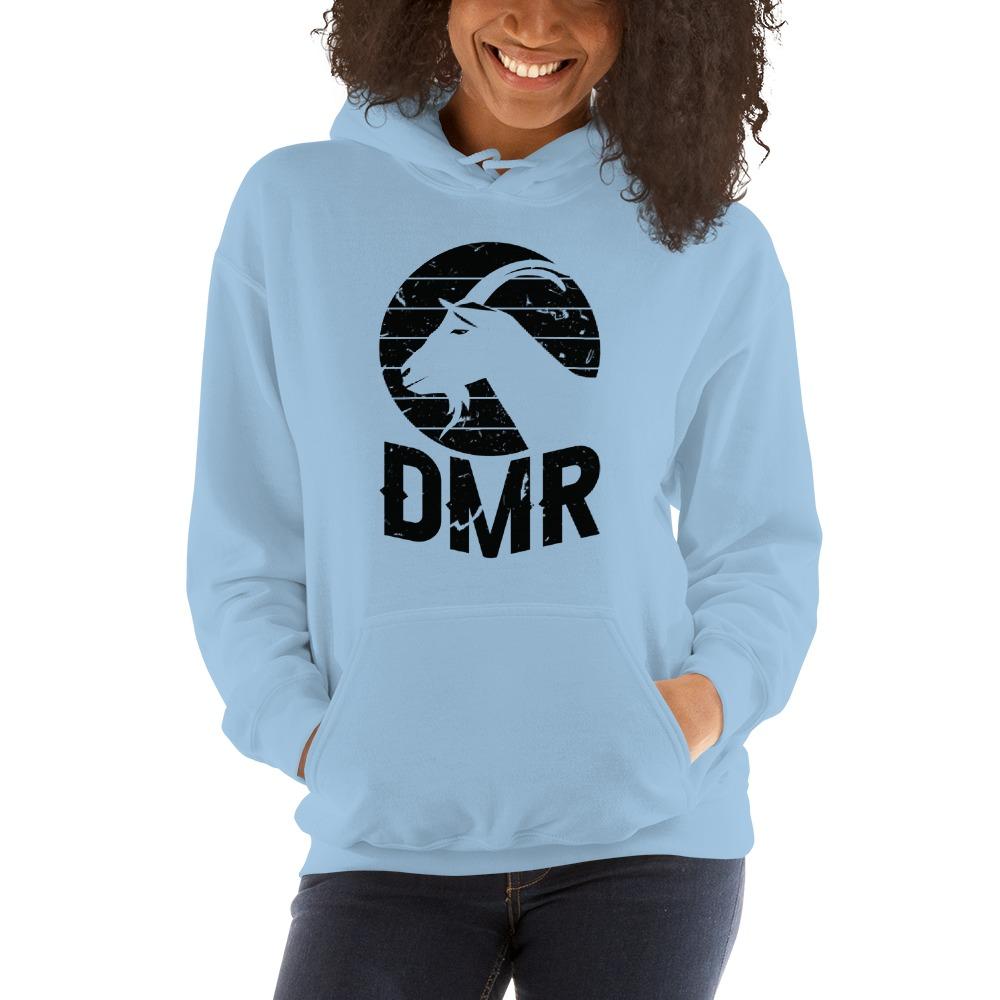 DiQuinn Ryals Women's Hoodie, Black Logo