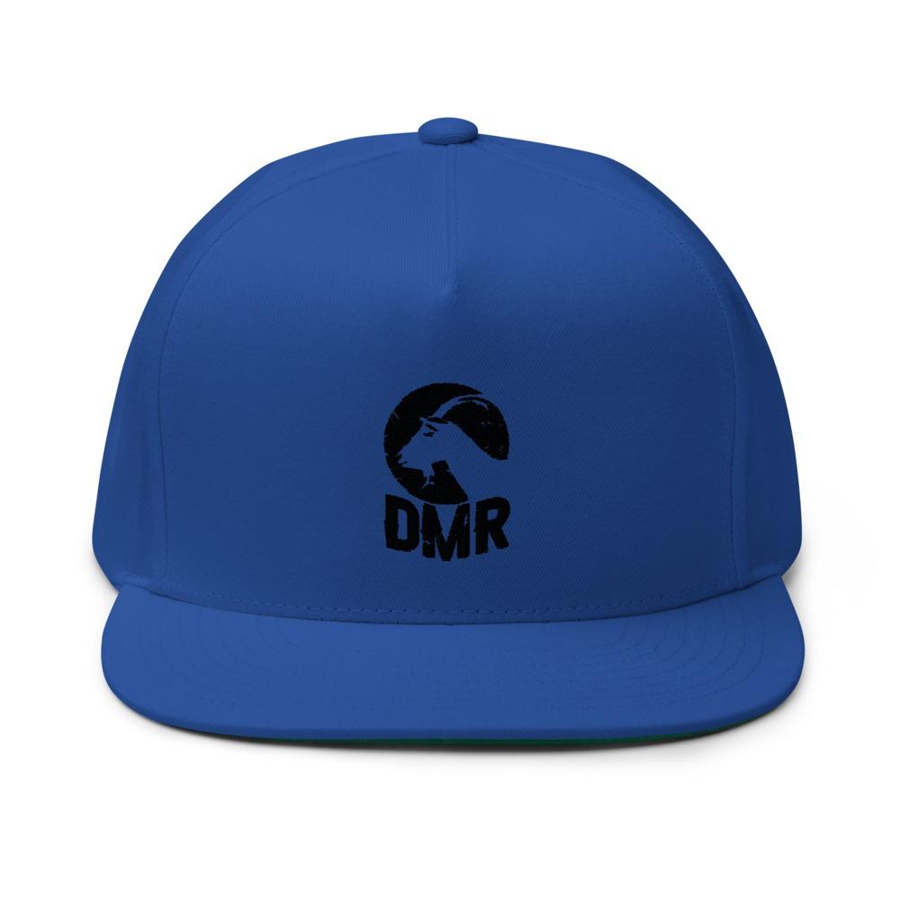 DiQuinn Ryals Hat, Black & White Logo