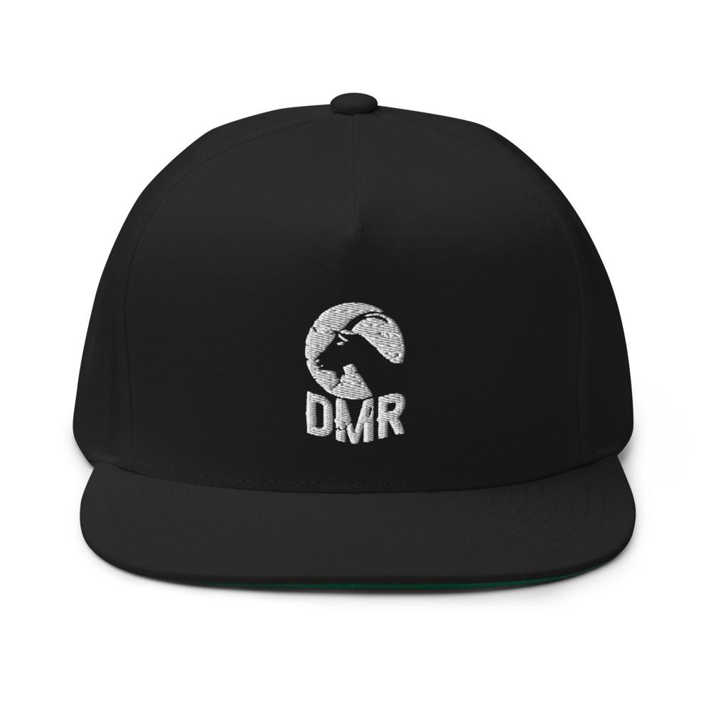 DiQuinn Ryals Hat, White Logo