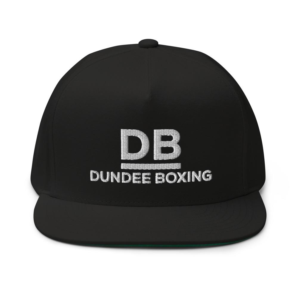 Dundee Boxing Hat, White Logo