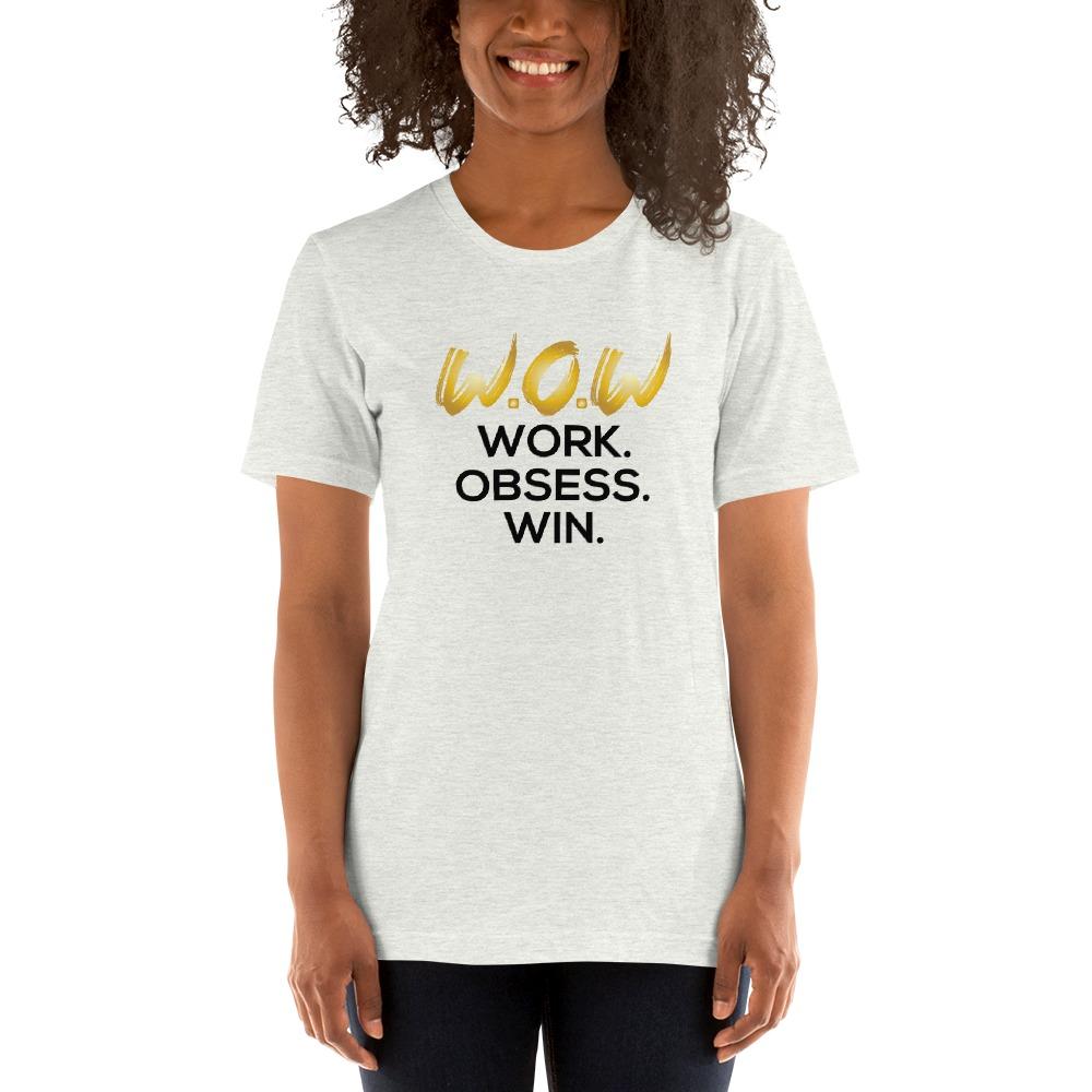 W.O.W. by Alex Popa, Women's T-Shirt