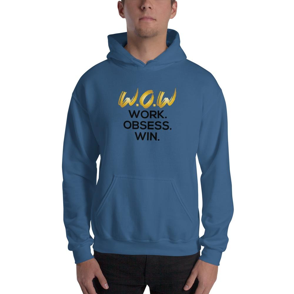 W.O.W. by Alex Popa, Men's Hoodie