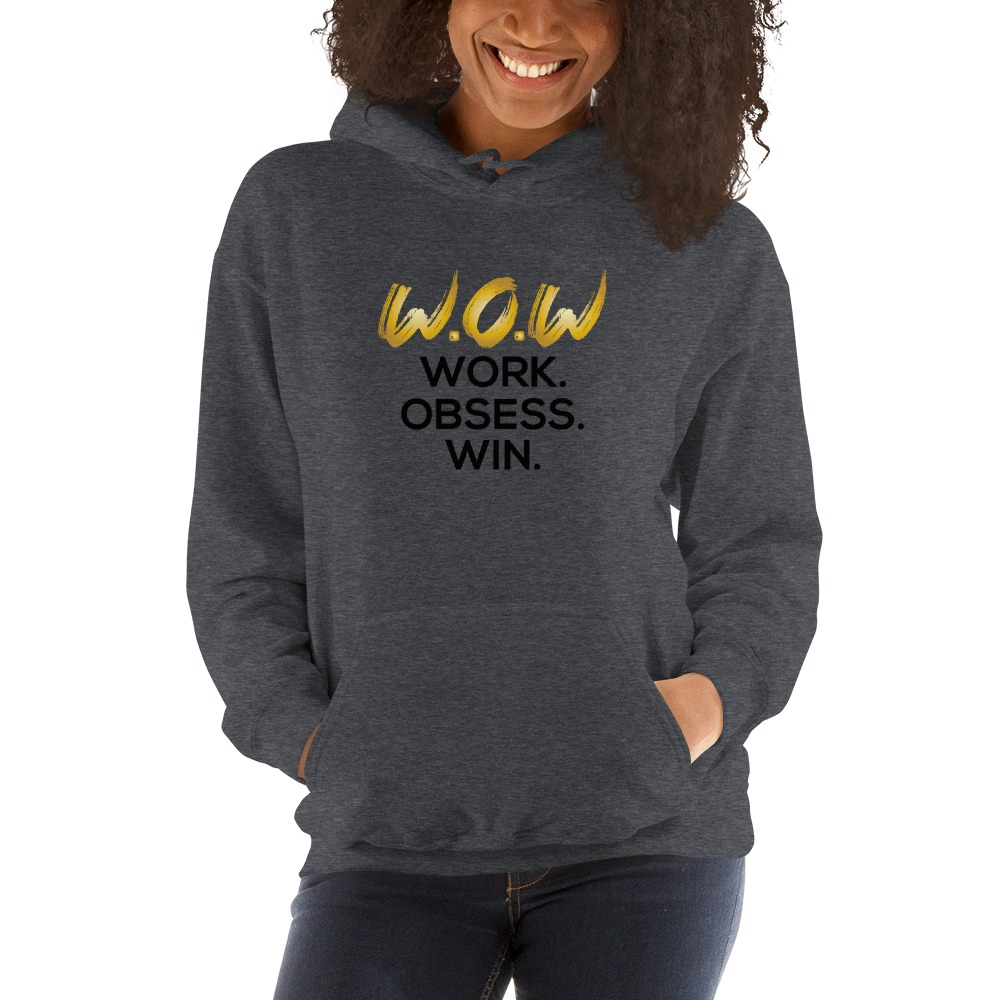 W.O.W. by Alex Popa, Women's Hoodie