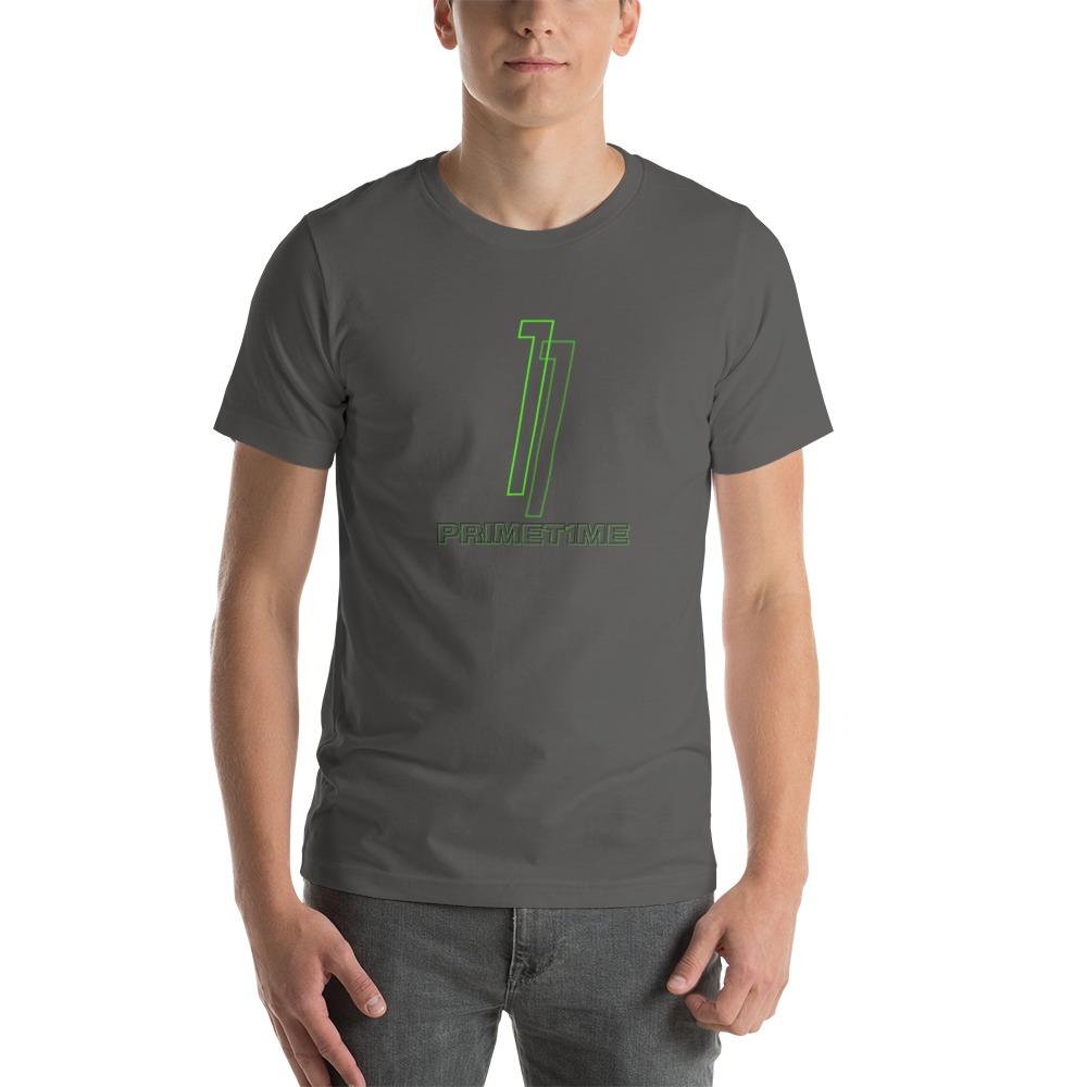 Primet1me by Darian Littlejohn Men's T-Shirt, Neon Logo