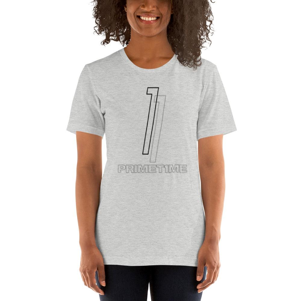 Primet1me  by Darian Littlejohn Women's T-Shirt, Black Logo