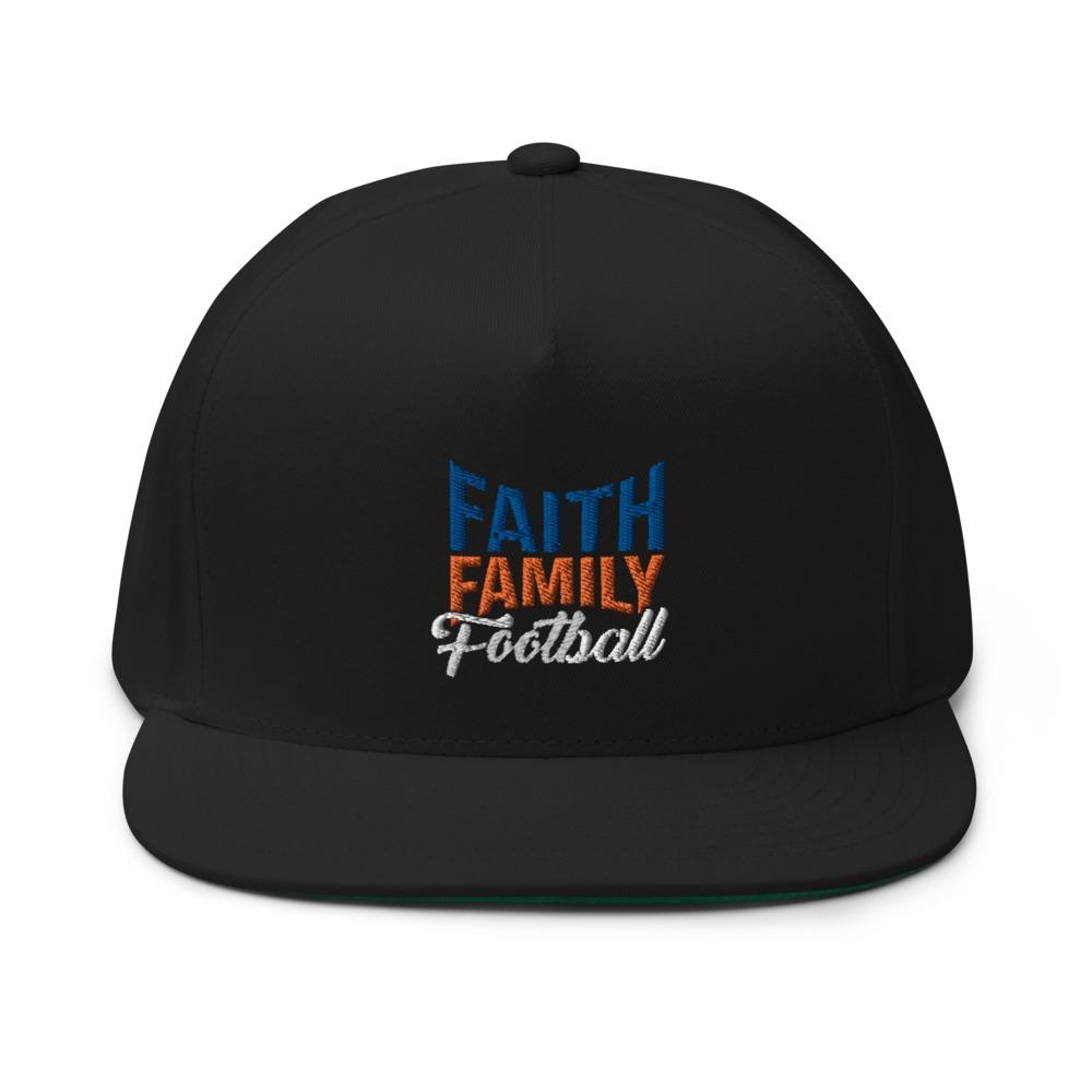 Faith, Family and Football by Coleman Bennett, Hat