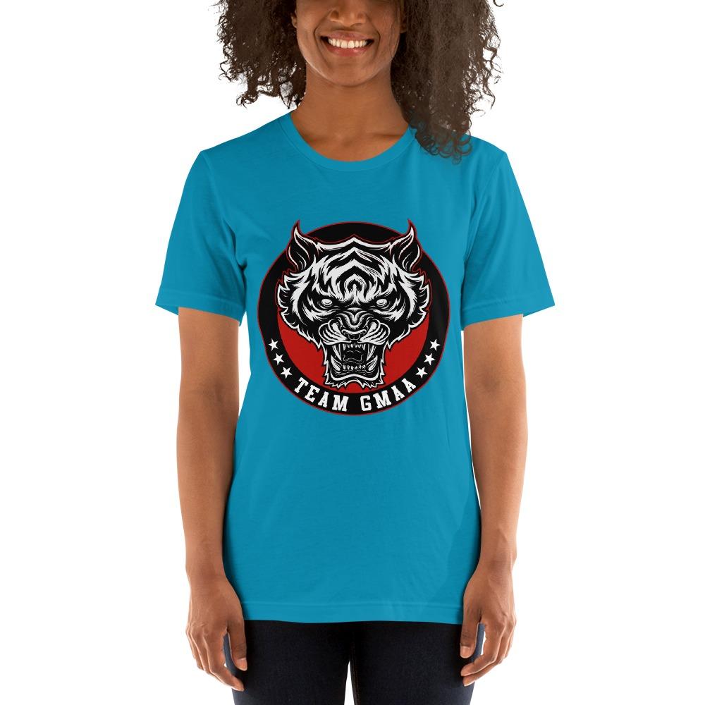 Tiger's Head by Craig Harmer Women's T-Shirt