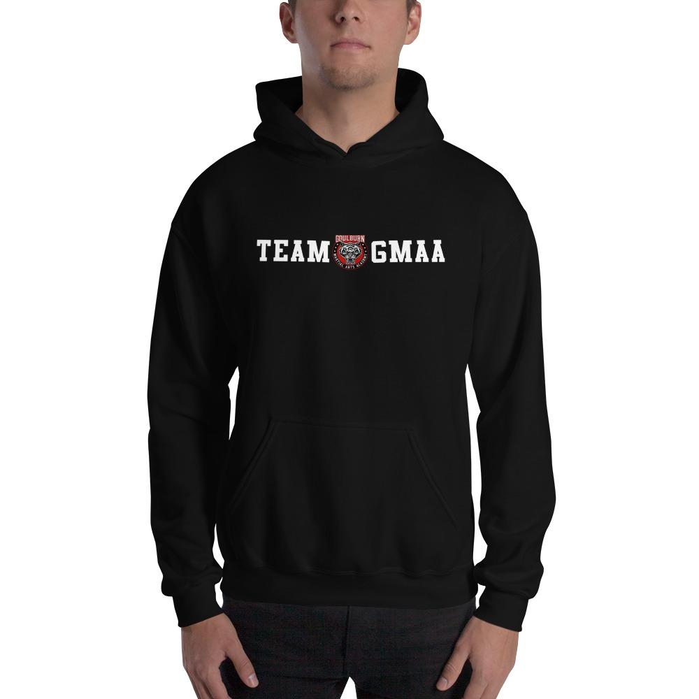 Team GMAA by Craig Harmer Men's Hoodie