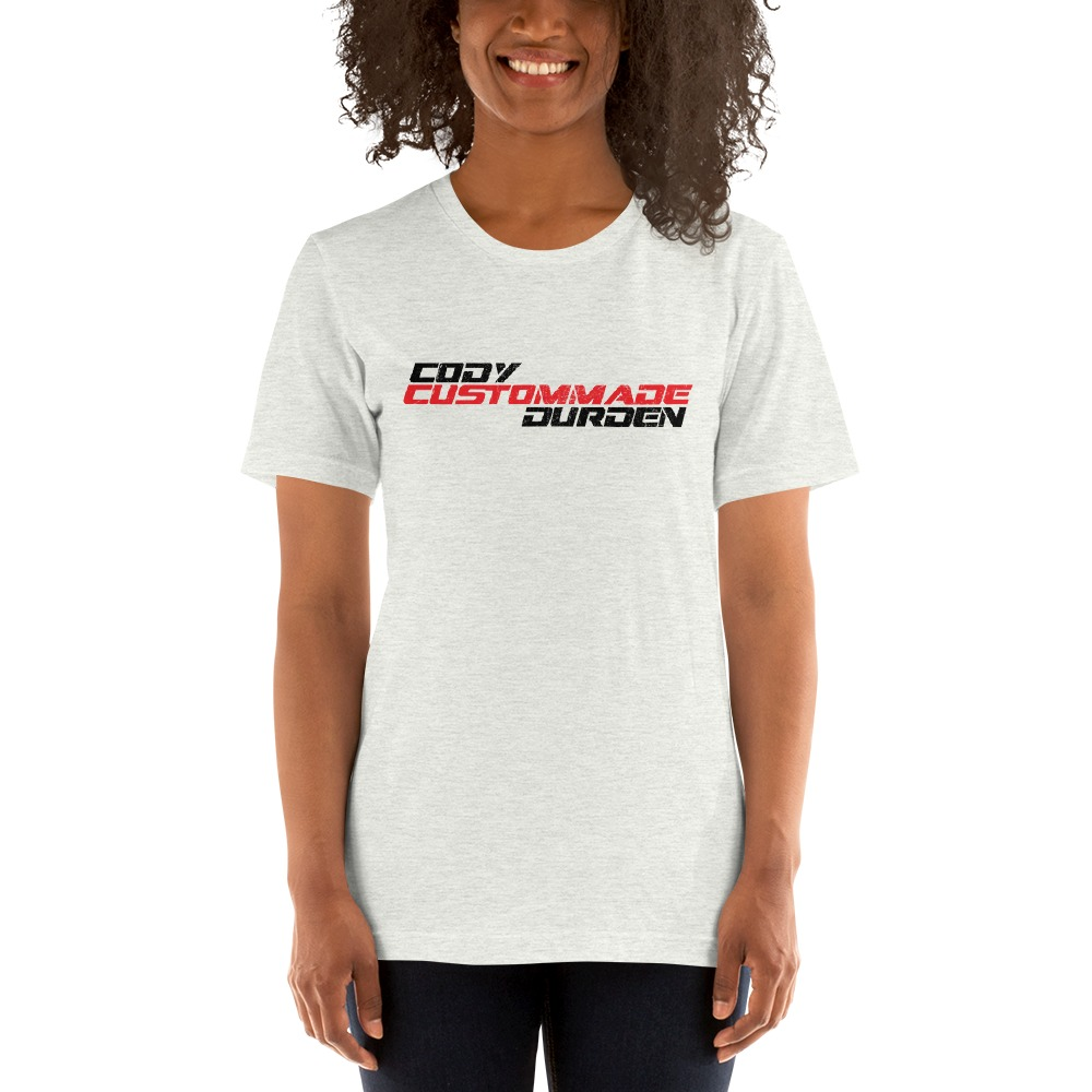"""Cody """"Custommade"""" Durden, Women's T-Shirt"""