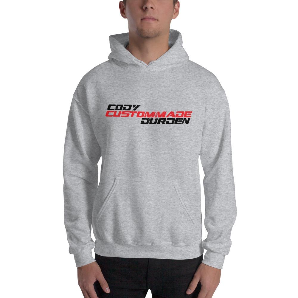 """Cody """"Custommade"""" Durden, Men's Hoodie"""