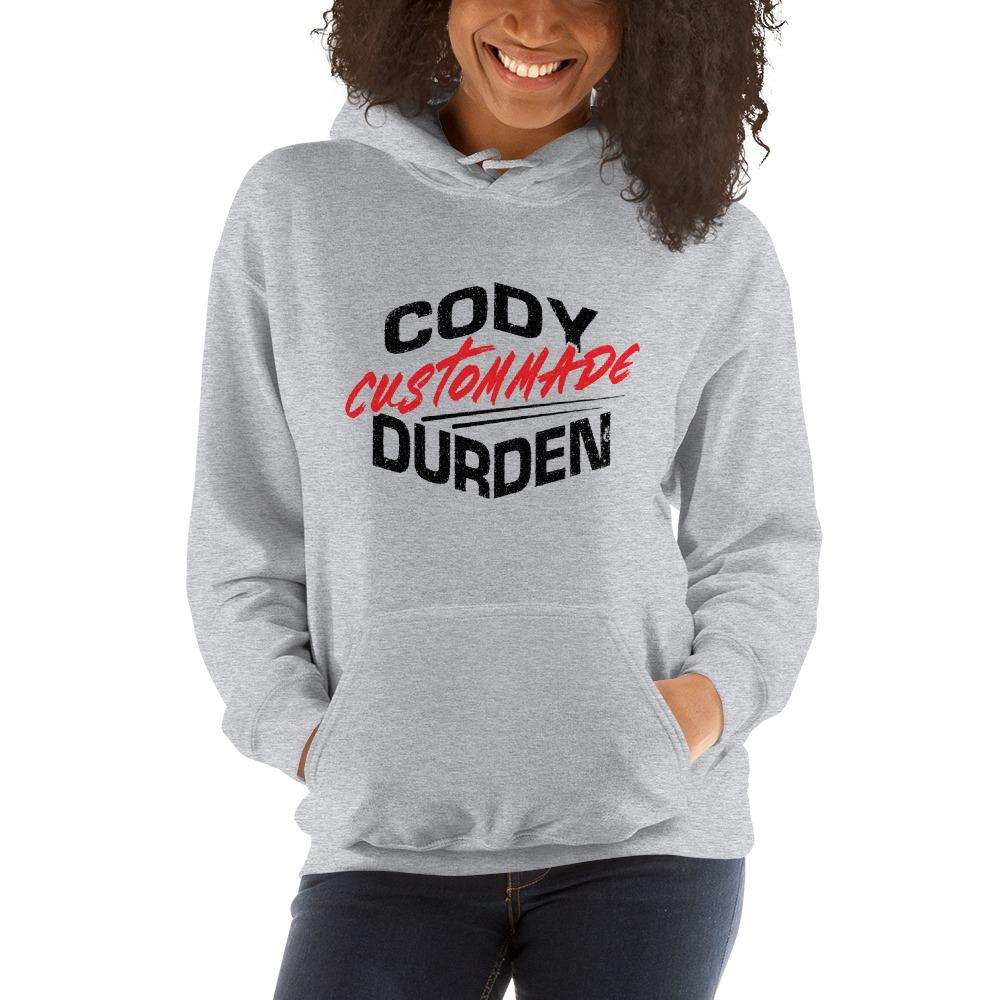 """Cody """"Custommade"""" Durden, Women's Hoodie"""