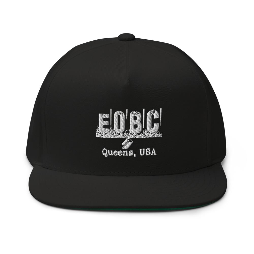 EQBC by Al Alvir Hat, White Logo