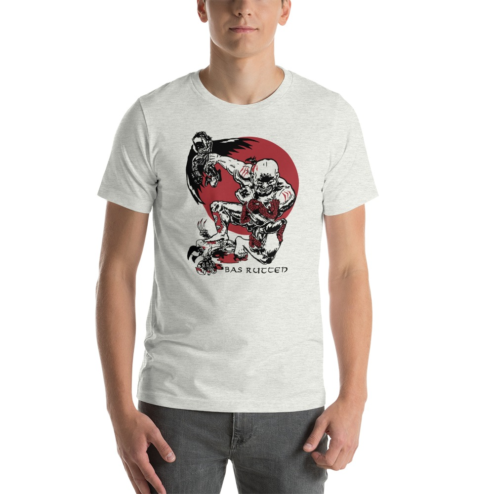 Bas Rutten Exclusive, Men's T-Shirt