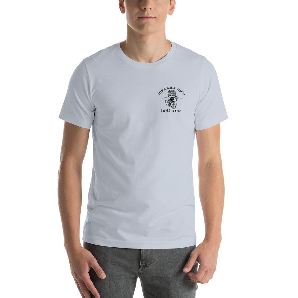 Chikara Gym by Bas Rutten, Men's T-Shirt