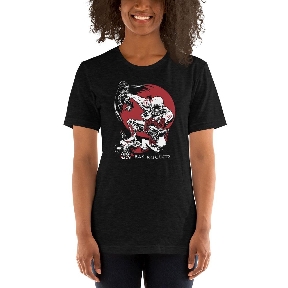 Bas Rutten Exclusive, Women's T-Shirt, Light Logo