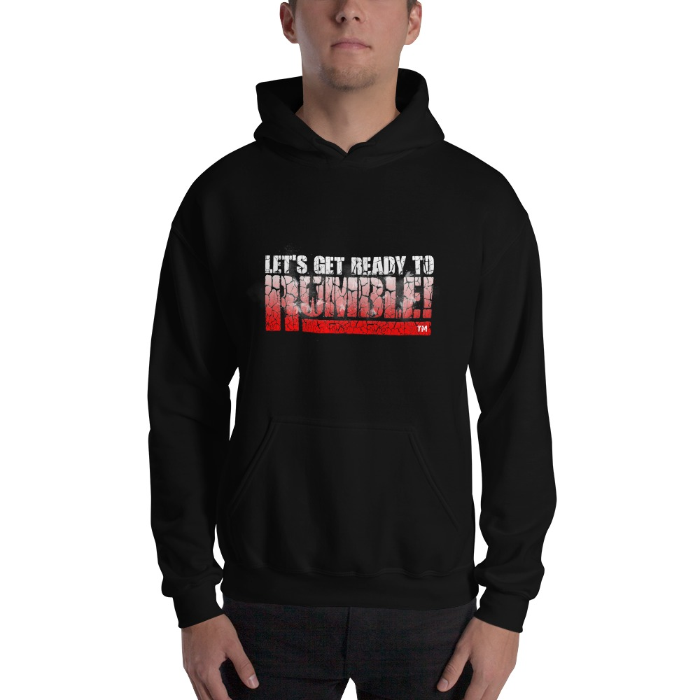 Special Edition, Let's get ready to rumble!™ by Michael Buffer, Men's Hoodie