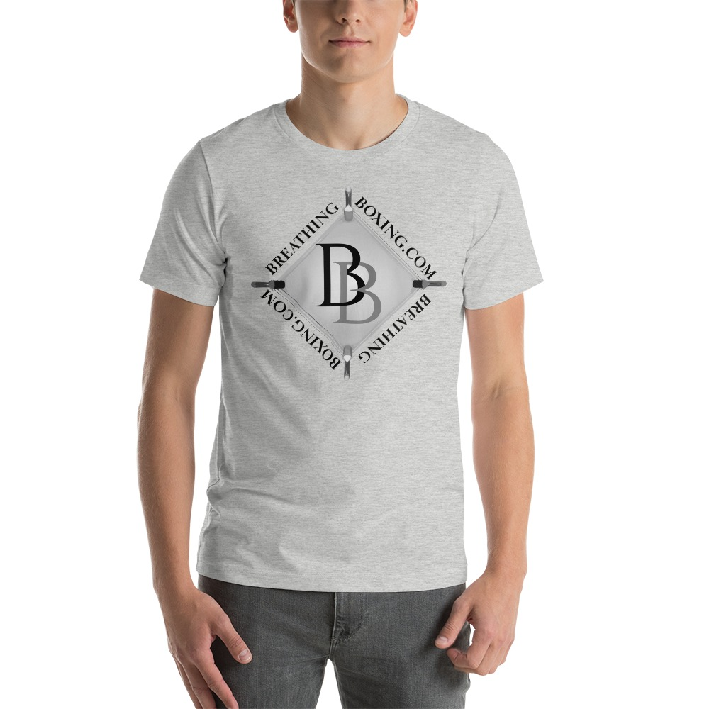 Breathing Boxing V#1 by Richard Stephenson Men's T-Shirt