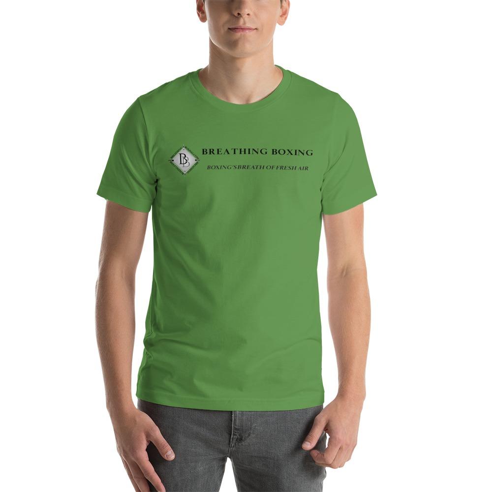 Breathing Boxing V#2 by Richard Stephenson Men's T-Shirt