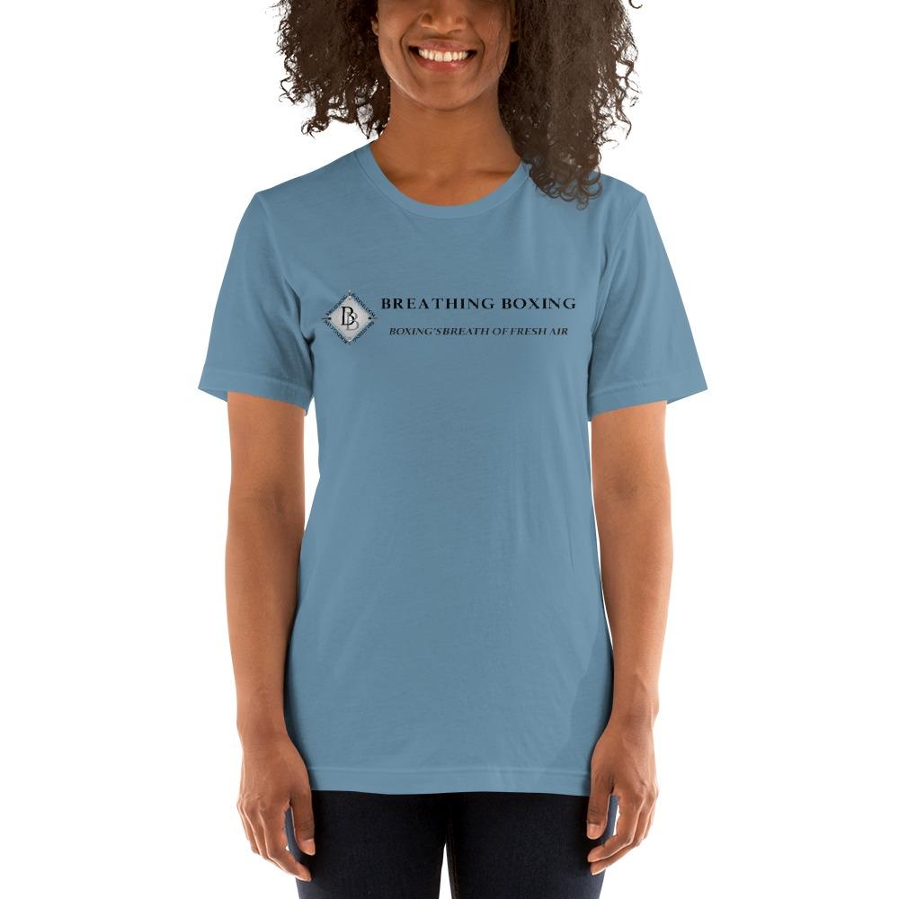 Breathing Boxing V#2 by Richard Stephenson Women's T-Shirt