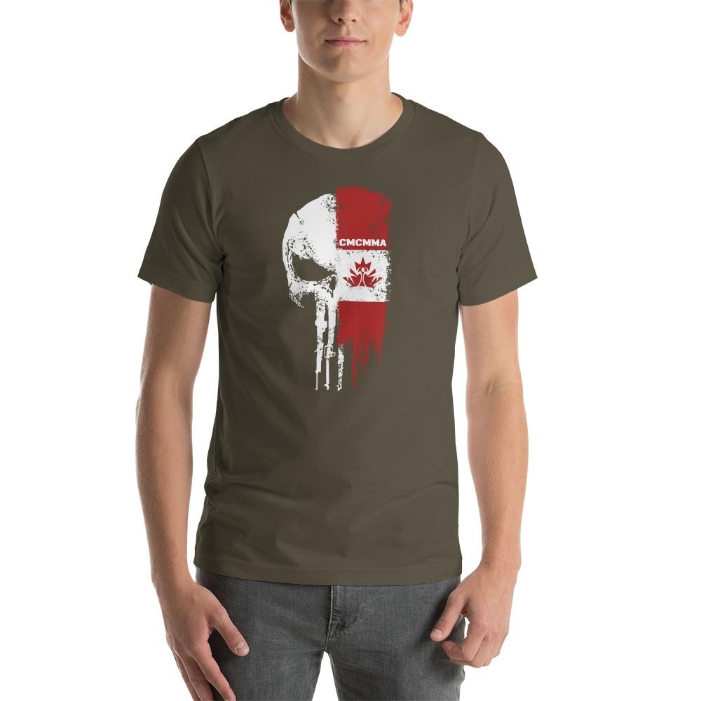 CMC Men's T-Shirt, Skull Logo