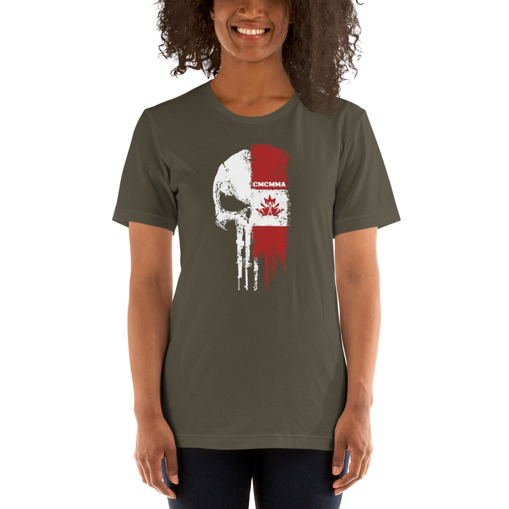 CMC Women's T-Shirt , Skull Logo