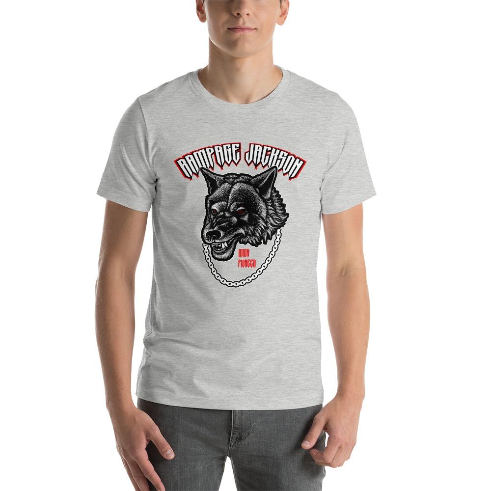 "Quinton ""Rampage"" Jackson, Men's T-Shirt"