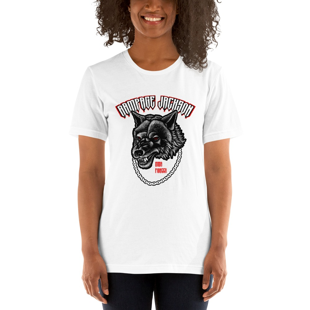 "Quinton ""Rampage"" Jackson, Women's T-Shirt"