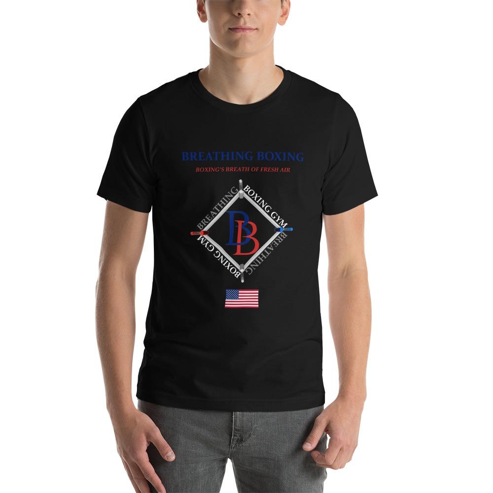 Breathing Boxing United States T-shirt