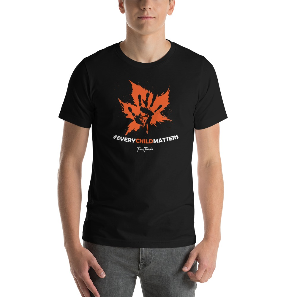 Every Child Matters by Devin Tomko, Men's T-Shirt